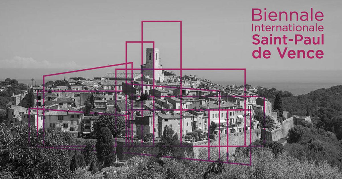 Stefan Rinck Biennale Internationale Saint-Paul de Vence Saint-Paul de Vence (FR) 26 juin  — 2 octobre 2021
