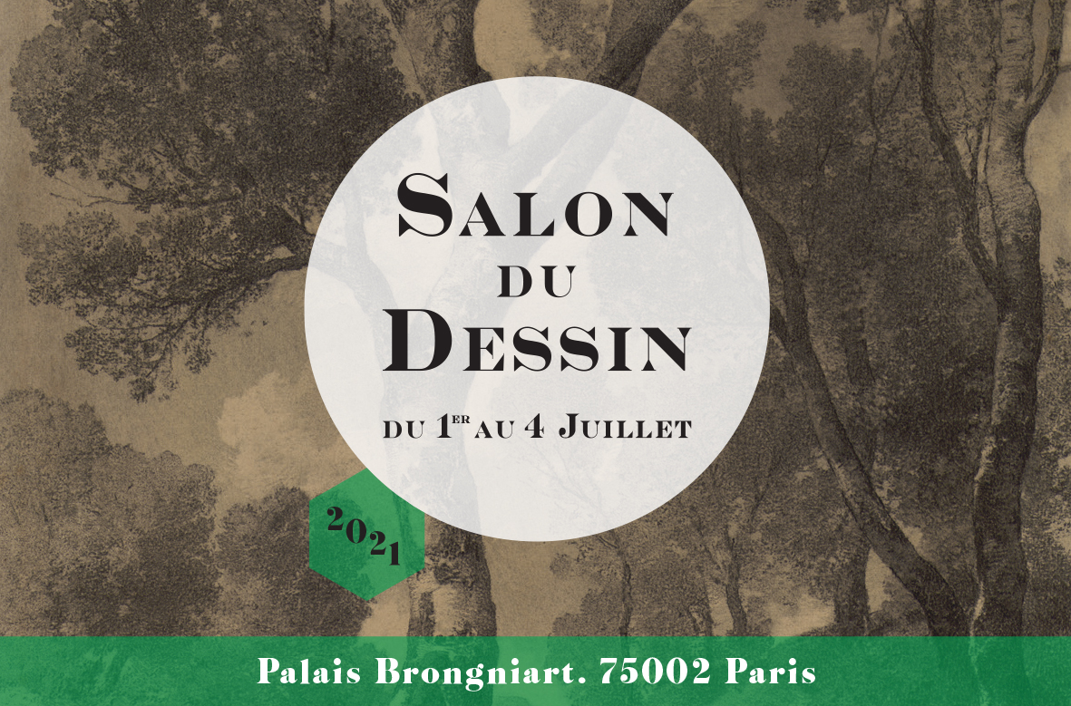 Françoise Pétrovitch Salon du dessin Palais Brongniart, Paris (FR) 1er — 4 juillet 2021