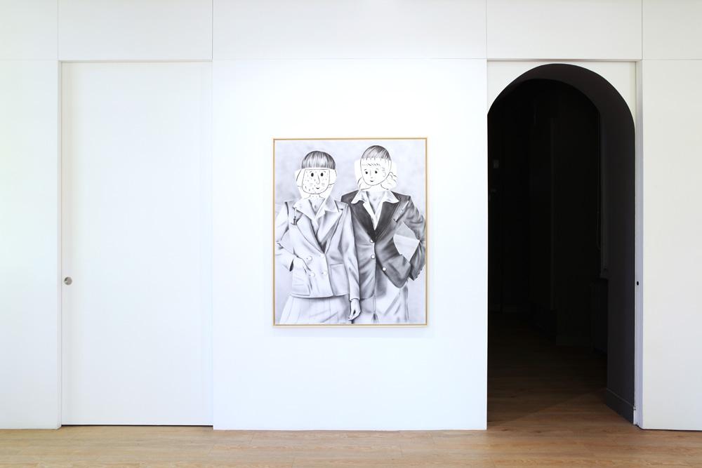 Hippolyte Hentgen Ficus Centre d'art Le Lait, Albi (FR) 10 avril  — 20 juin 2021