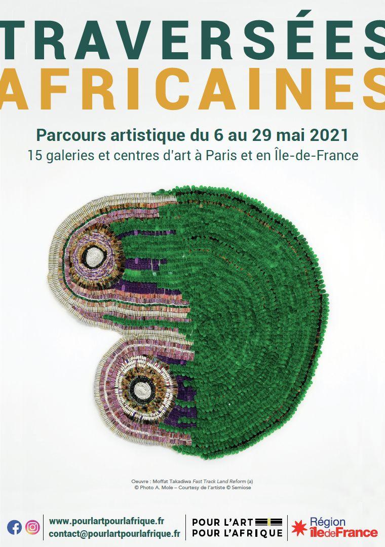 Moffat Takadiwa Traversées africaines Paris (FR) 6 — 29 mai 2021