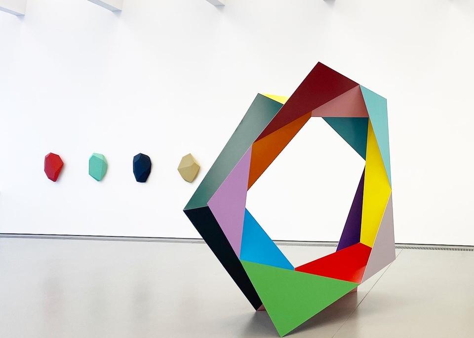 Beat Zoderer Visual Interferences 1990-2020 Kunsthalle weishaupt, Ulm (DE) 28 mars  — 10 octobre 2021