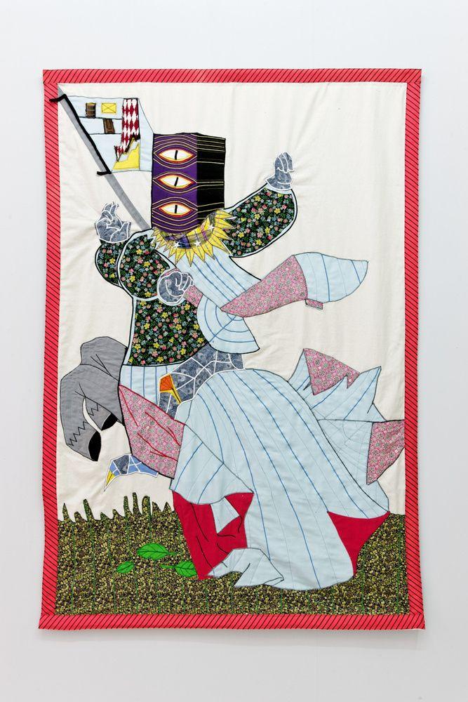 Hippolyte Hentgen Patchwork, l'expression du textile dans la création contemporaine Le Radar, Bayeux, FR 5 juin  — 19 septembre 2021