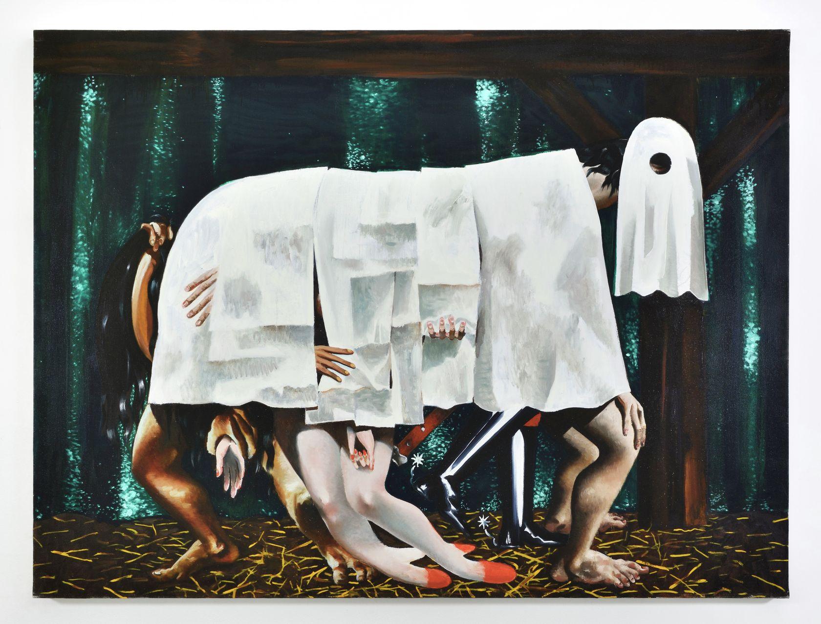Laurent Proux, L'immense sauvage, 2020 À cent mètres du centre du monde, Centre d'art contemporain, Perpignan (FR) 20 juin - 12 septembre 2021