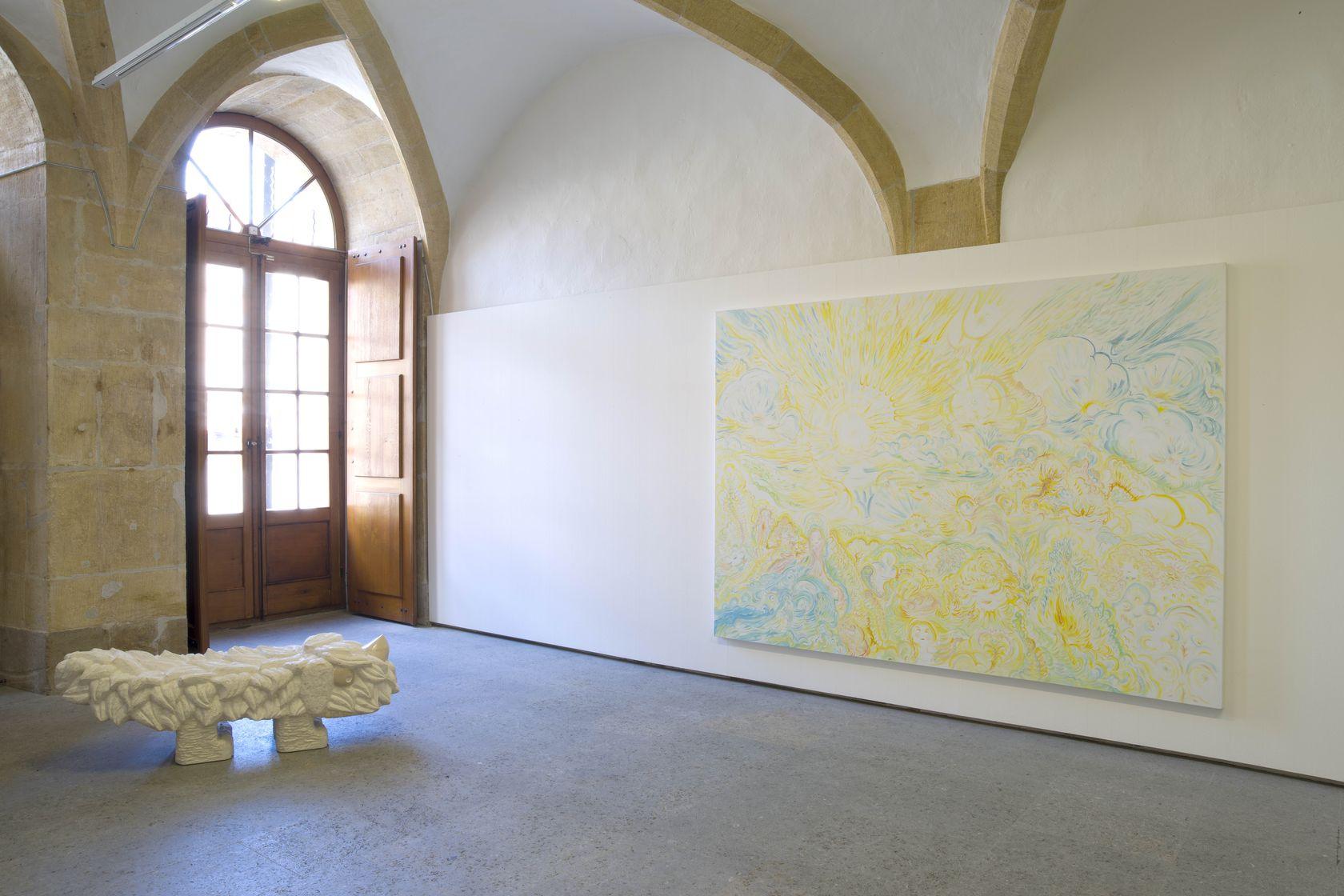 SUPERNATURE, cur. Rolando Bassetti, Centre d'Art Contemporain, Yverdon- les-Bains (CH) June 27 - September 12, 2021 © Claude Cortinovis _CACY 2021
