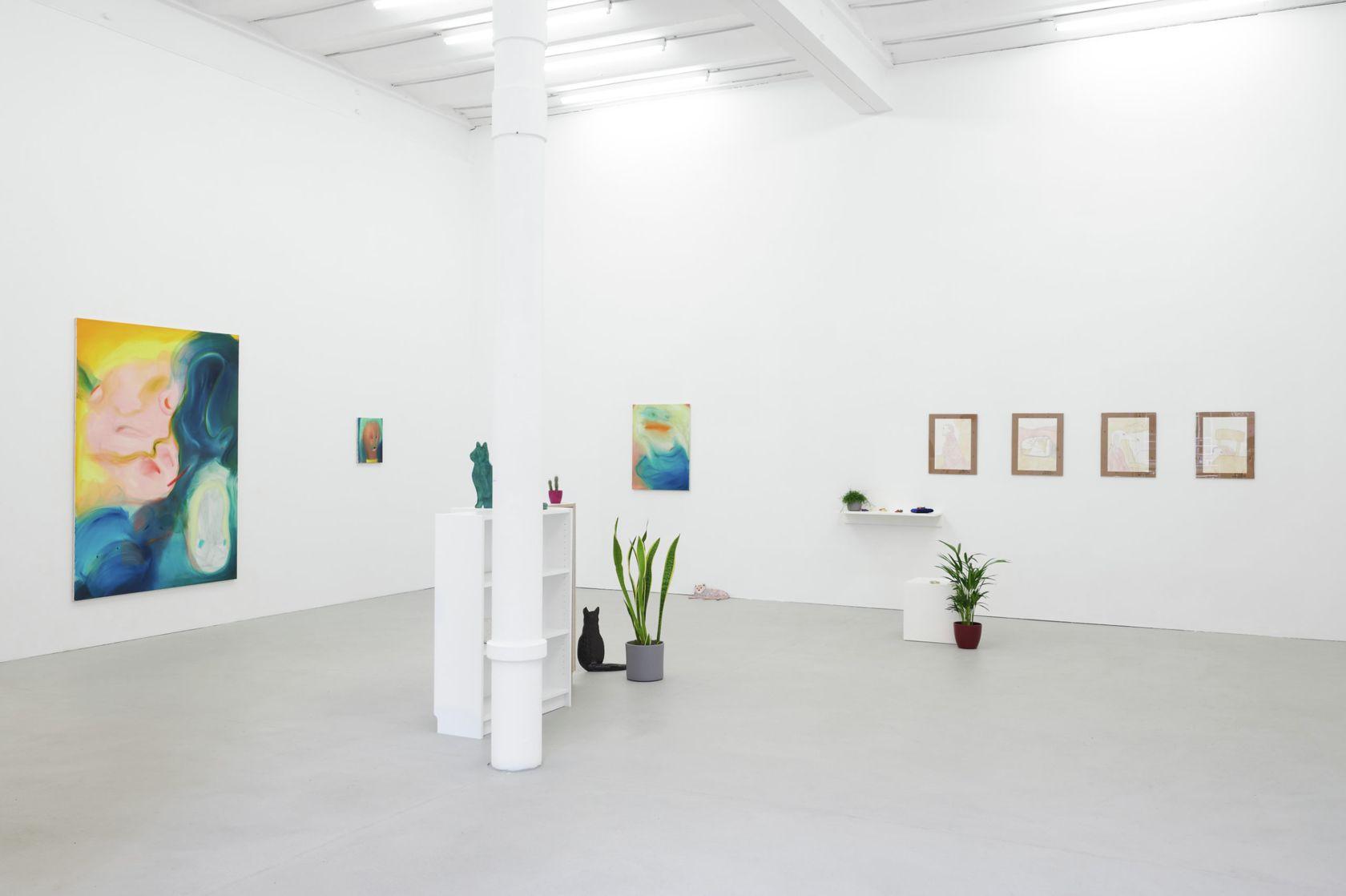 Aneta Kajzer Tiere des Sommers ASPN Galerie, Leipzig (DE) 31 juillet  — 28 août 2021
