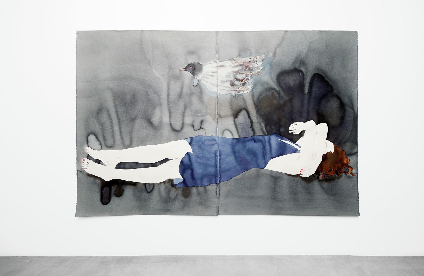 Françoise Pétrovitch XXL le dessin en grand Musée Jenisch Vevey, Vevey (CH) 15 octobre 2021 — 27 février 2022