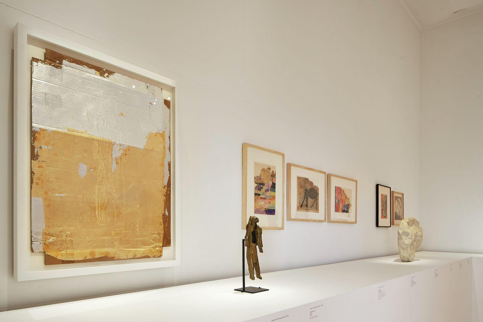 Laurent Le Deunff & Abraham Poincheval L'Âme primitive Musée Zadkine, Paris (FR) 28 septembre 2021 — 27 février 2022
