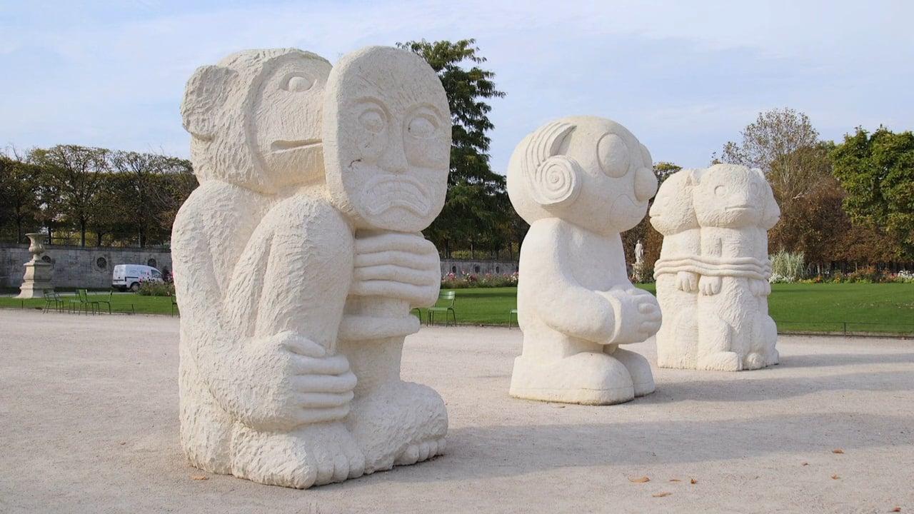 Stefan Rinck, Les statues meurent aussi