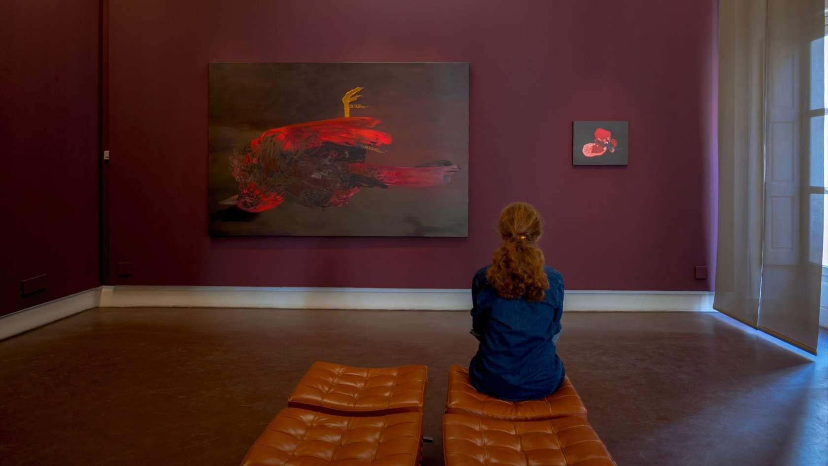 Françoise Pétrovitch, Nocturnes - Centre d'art de Campredon